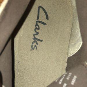 Clarks Shoes - Clark's Men's Boots Size 9.5